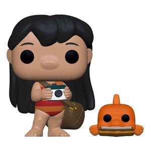 POP! - Lilo & Stitch: Lilo with Pudge