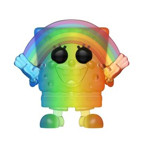 POP! SpongeBob Schwammkopf (RNBW) -  Pride 2020