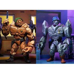 Teenage Mutant Ninja Turtles: Tragg & Grannitor