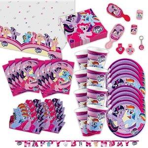 My Little Pony: Geburtstags-Box für 8 Kinder