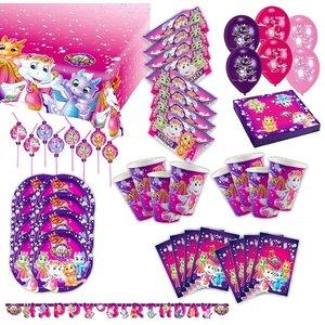Safiras: Geburtstags-Box für 8 Kinder