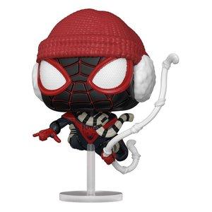 POP! - Spider-Man: Miles Morales - Winter Suit
