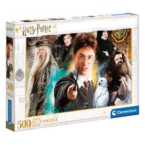 Harry Potter: Harry at Hogwarts (500 Teile)