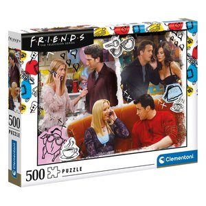 Friends: On The Phone (500 Teile)