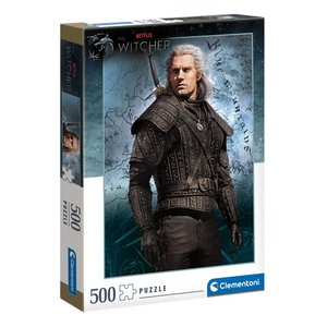The Witcher: Geralt of Rivia (500 Teile)