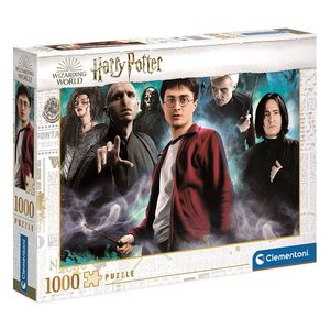 Harry Potter: Harry vs. the Dark Arts (1000 Teile)