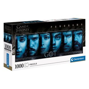 Game of Thrones: Faces (1000 Teile)