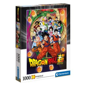 Dragon Ball Super: Characters (1000 Teile)