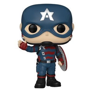 POP! - The Falcon and the Winter Soldier: John F. Walker