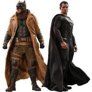 Zack Snyder's Justice League: Knightmare Batman & Superman 1/6