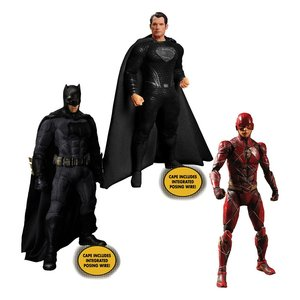 Zack Snyder's Justice League: Deluxe Steel Box Set 1/12