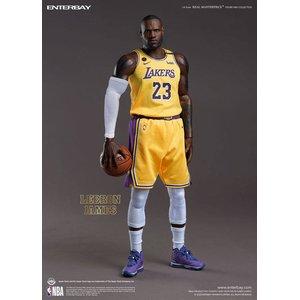 NBA - Collection Real Masterpiece: 1/6 LeBron James