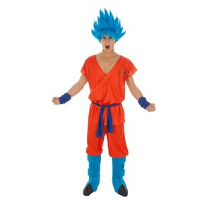 Dragonball Z: Super Saiyan God Goku