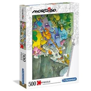 Mordillo: Surrender (500 Pezzi)