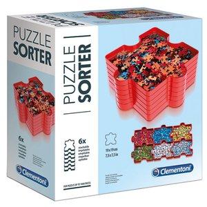 Puzzle Sortierer (6er Set)