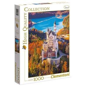 Castello di Neuschwanstein (1000 Pezzi)
