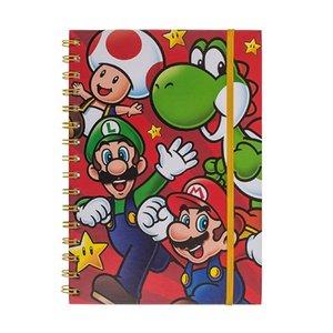 Super Mario: Characters