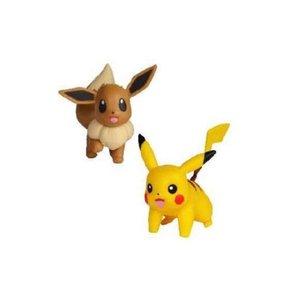 Pokémon: Evoli & Pikachu - Battle Ready