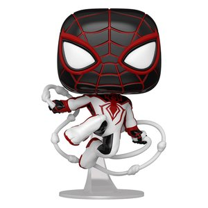 POP! - Spider-Man: Miles Morales - Track Suit