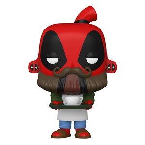 POP! - Deadpool: Coffee Barista Deadpool