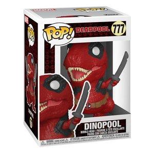 POP! - Deadpool: Dinopool