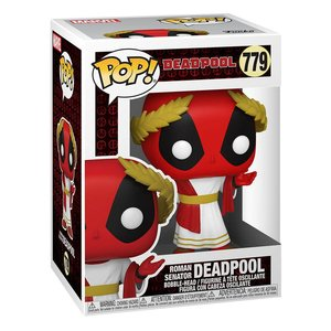 POP! - Deadpool: Roman Senator Deadpool