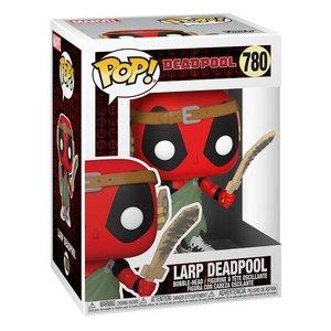 POP! - Deadpool: Nerd Deadpool