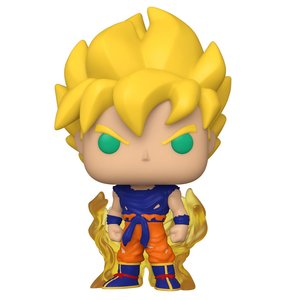 POP! - Dragon Ball Z: Super Saiyan Goku - GITD