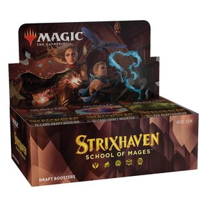Magic the Gathering: Strixhaven: School of Mages - Draft Booster Display - EN
