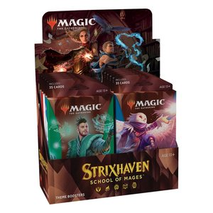 Magic the Gathering: Strixhaven: School of Mages - Booster Tematico Display - EN