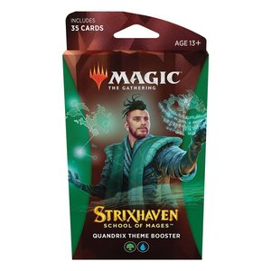 Magic the Gathering: Strixhaven: Akademie der Magier - Themen-Booster Display - EN