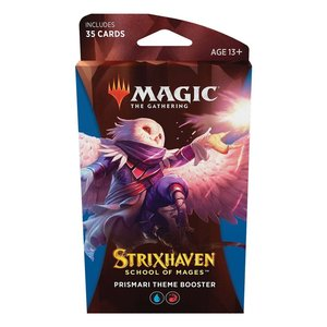 Magic the Gathering: Strixhaven: Akademie der Magier - Themen-Booster (5er Set) - EN