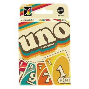 UNO - Iconic Series: 1970's Jubiläumsedition