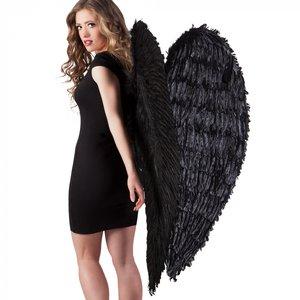 Grosser dunkler Engel