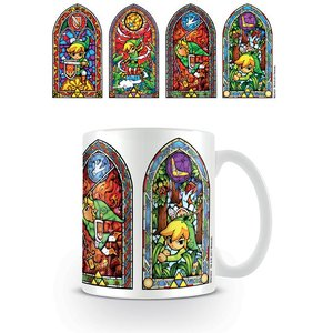 Legend of Zelda: Stained Glass