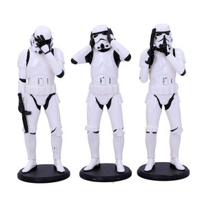 Star Wars: Three Wise Stormtroopers (3er Set)