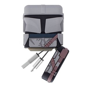 Star Wars - The Mandalorian: 3-in-1 Cable