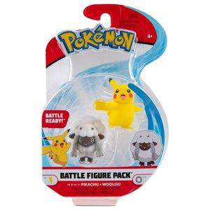Pokémon: Pikachu & Wolly - Battle Ready