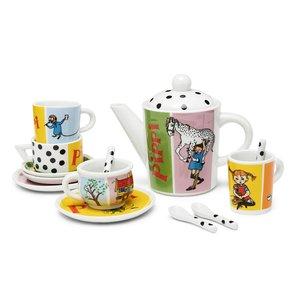 Fifi Brindacier: Set de thé