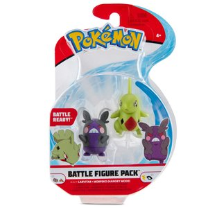 Pokémon: Larvitar & Morpeko - Battle Ready
