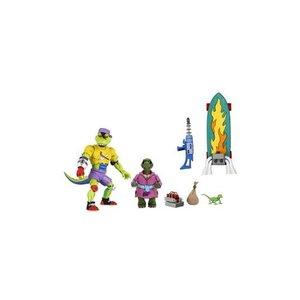 Les Tortues ninja: Mondo Gecko