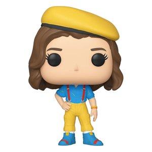 POP! - Stranger Things: Eleven in Yellow Outfit