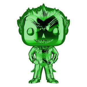 POP! DC Comics: The Joker (Green Chrome)