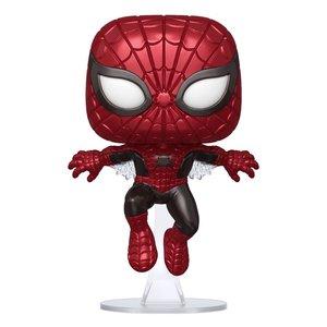 POP! - Marvel: Spider-Man - 1st Appearance Metallic