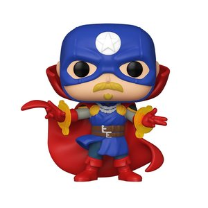 POP! - Marvel Infinity Warps: Soldier Supreme