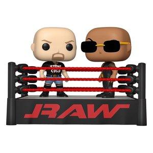POP! - WWE: The Rock vs Stone Cold in Wrestling Ring