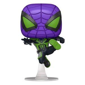 POP! - Spider-Man: Miles Morales - Purple Suit
