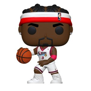 POP! - NBA Legends: Allen Iverson (Sixers Home)