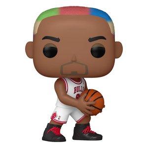POP! - NBA Legends: Dennis Rodman (Bulls Home)