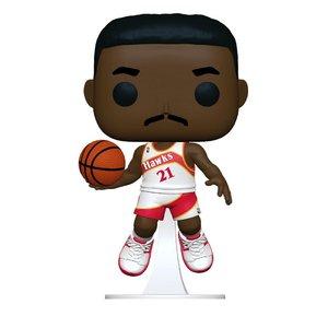 POP! - NBA Legends: Dominique Wilkins (Hawks Home)